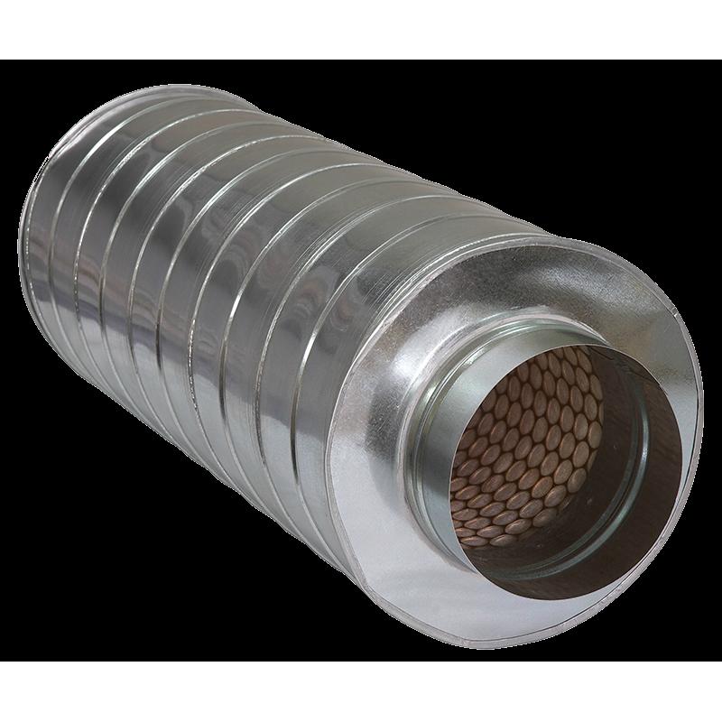 Шумоглушитель трубчатый ГТК