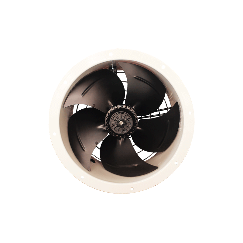 Компактные осевые вентиляторы