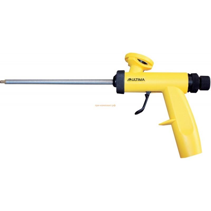 Пистолет для монтажной пены ULTIMA F191