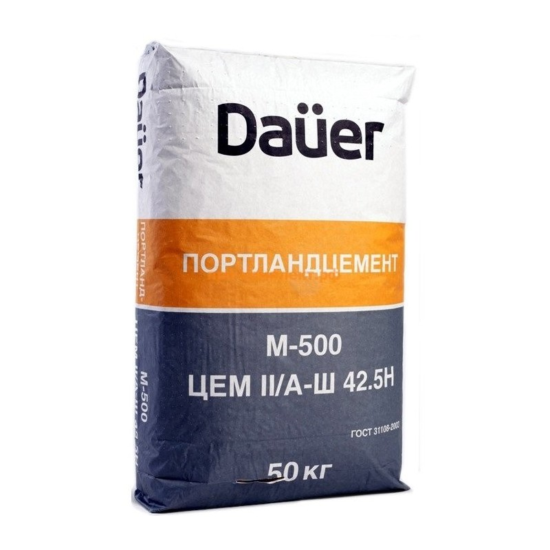 Портландцемент M-500 ЦЕМ II/А-I 42.5H
