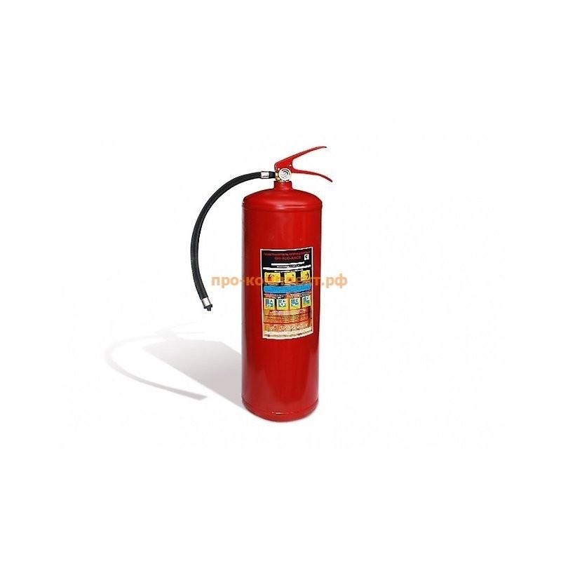 Порошковый огнетушитель ОП-6 (з)