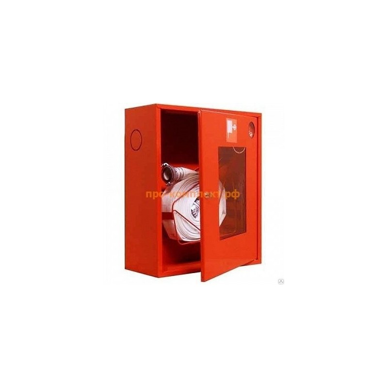 Шкаф ШПК-310 навесной, открытого типа (с окном), красного (НОК)