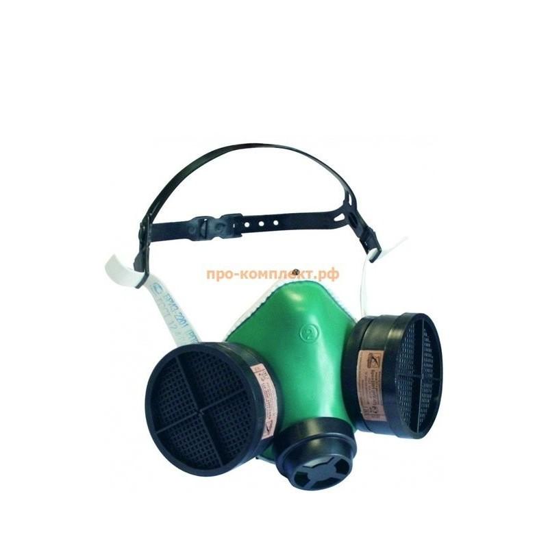 """""""Бриз-2201 (РПГ)"""" фильтрующий противогазовый с патроном А1В1Е1К1"""