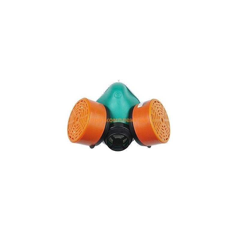 """""""Бриз-3201 (РУ)"""" фильтрующий газопылезащитный с патроном E1P1D"""