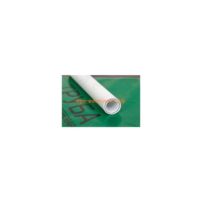 Труба PN20, SDR 7,4, армированная стекловолокном 20х2,8 мм