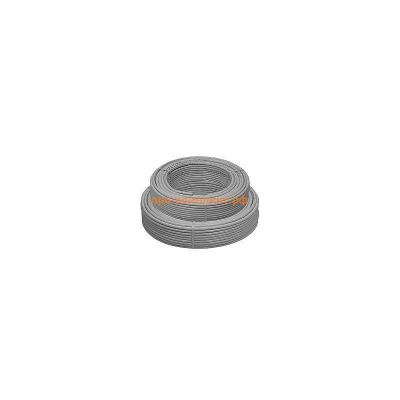 Труба PE-RT для теплого пола 16 мм (серая)