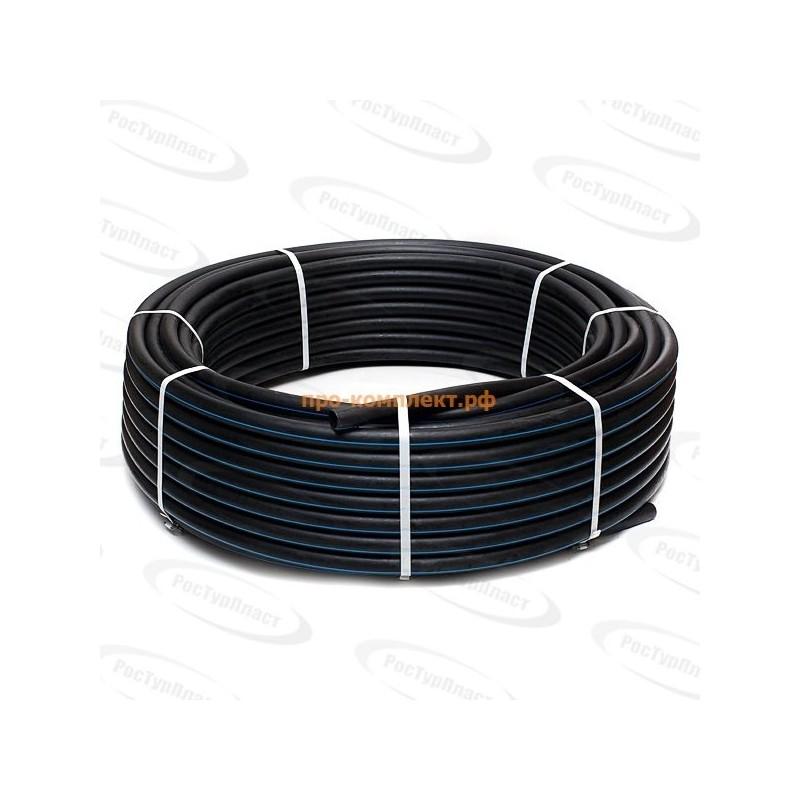Труба ПЭ80 50х3,7 PN10 SDR 13,5