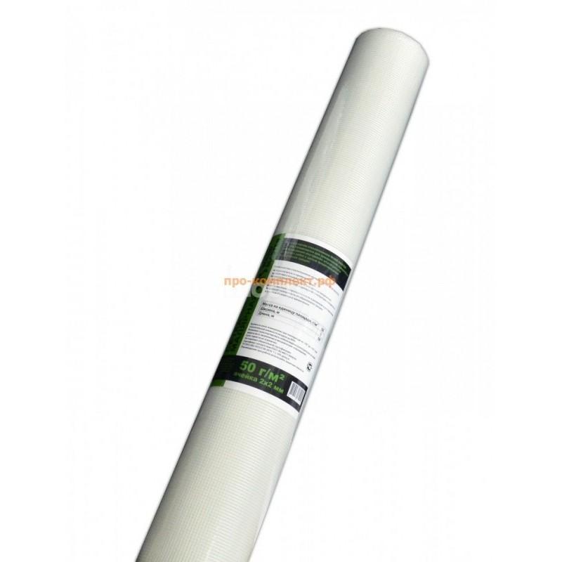 "Сетка малярная ""WAND MASTER"" ячейка 2х2 мм, 50 м.кв., 50 гр./м.кв."