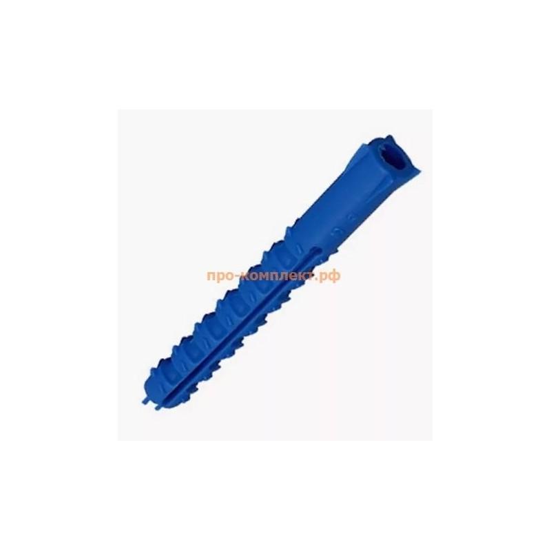 Дюбель ''ёжик'' (синий) 8х80мм (500шт)