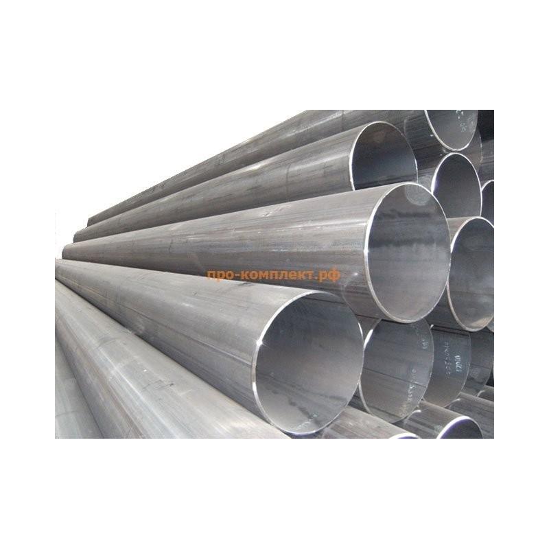 Труба стальная электросварная прямошовная Дн 377х6,0